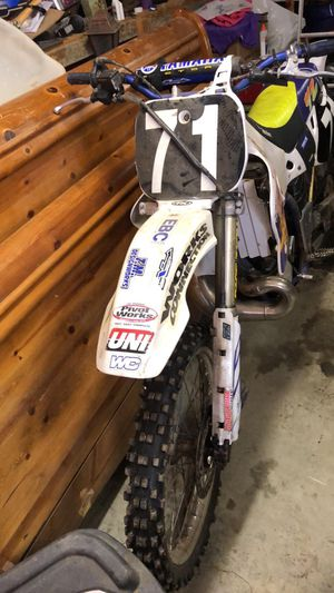 Yamaha yz250 for Sale in Madera, CA