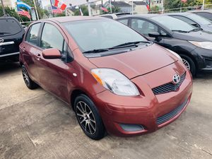 2010 TOYOTA YARIS CLEAN TITLE DISCOUNT for Sale in Bellaire, TX