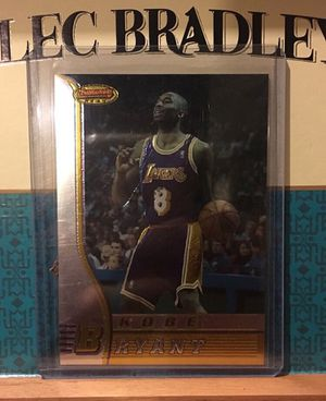 Kobe Bryant Rookie Cards for Sale in Tomball, TX