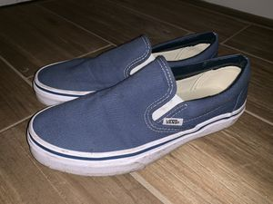 Blue Vans for Sale in Phoenix, AZ