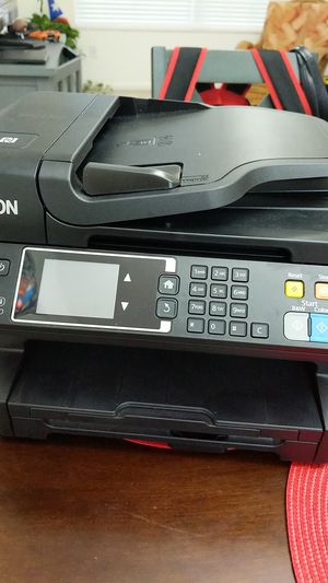 Epson Workforce WF-2760 Printer for Sale in Orlando, FL