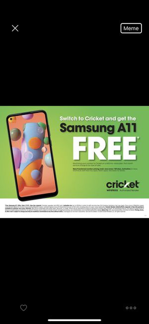 CRICKET WIRELESS for Sale in Garland, TX
