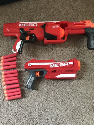 Mega nerf guns for Sale in Johnstown, OH
