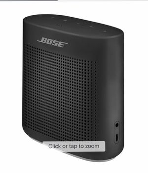 Bluetooth speaker Bose for Sale in Tulare, CA