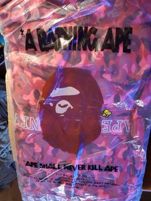 Bape Coat (Bathing Ape) for Sale in Centerville, TN