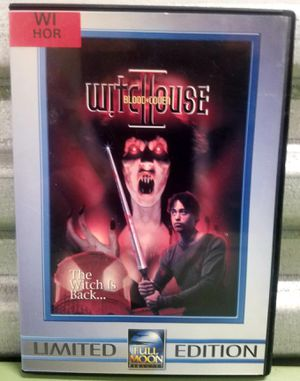 WITCHOUSE II BLOOD COVEN. - (2000 FullMoon DVD) - Limited edition Ariauna Albright for Sale in San Diego, CA