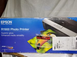 Brand New Epson R1900 photo printer for Sale in Glasgow, KY