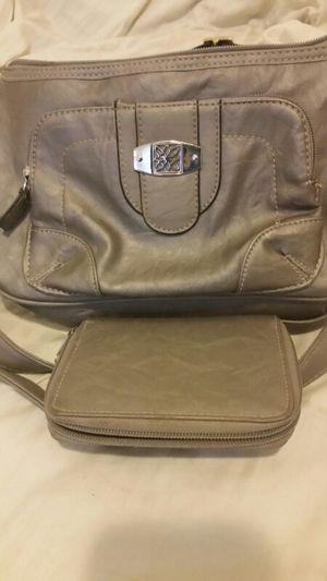 Purse with wallet for Sale in Detroit, MI