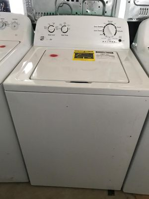 Washer machines Kenmore, brand new,scratch and dents for Sale in Miramar, FL