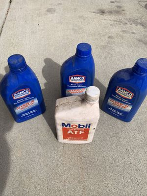 AAMCO Automatic Transmission Fluid for Sale in Colorado Springs, CO
