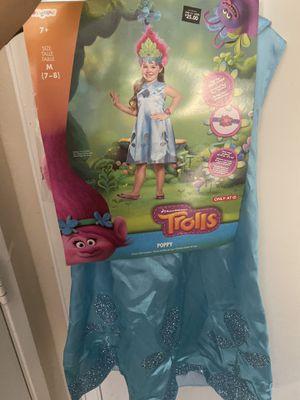 Trolls Poppy costume for Sale in North Las Vegas, NV