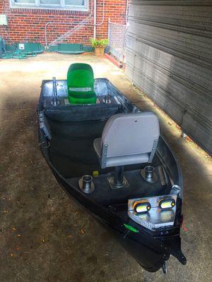 Aluminum boat make offer for Sale in Wilmington, DE