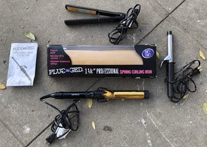 Curling Irons & Hair Straightener for Sale in Fresno, CA