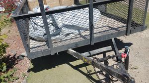 6×12 trailer 3500 lbs axles for Sale in Portland, OR