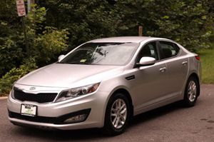 2012 Kia Optima best deal financing available for Sale in Fairfax, VA