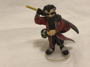 Auron Final Fantasy X FFX Kingdom Hearts mini figurine figure for Sale in Laguna Beach, CA