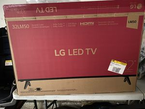 32 inch LG LED TV for Sale in Rosemead, CA