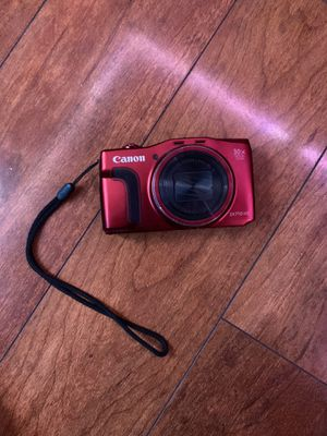 Canon Powershot SX710 HS- with 32gb memory sd card for Sale in Lutz, FL