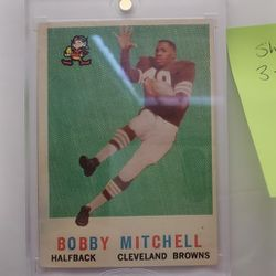 Bobby Mitchell Football Card for Sale in Creve Coeur,  IL