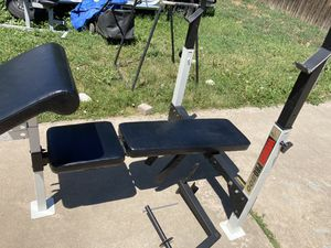 Weight bench for Sale in Denver, CO
