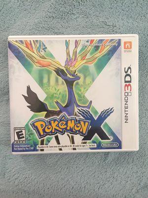 Pokémon X (new), Nintendo 3DS for Sale in San Diego, CA