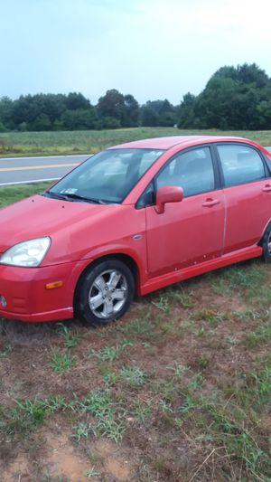 Suzuki aerio 2003 en buenas condiciones estándar for Sale in Roxboro, NC