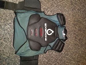 Six six one armor vest motorcycle vest for Sale in Chicago, IL