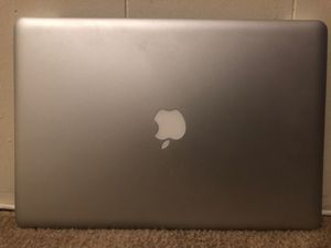 "New 15"" MacBook Pro with charger but stuck in utility screen for Sale in Arlington, VA"