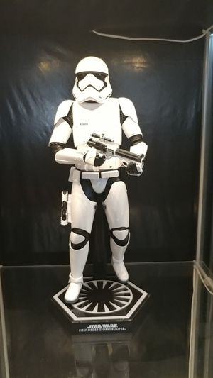 Hot Toys 1:6 scale First Order Stormtrooper for Sale in Las Vegas, NV