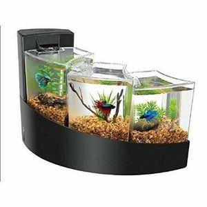 Aqeuon Betta falls fish tank set for Sale in Stafford, TX