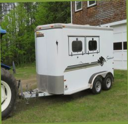 I HAVE A GREAT 2 HORSE TRAILER FOR SALE.$1OOO for Sale in Leavenworth,  WA