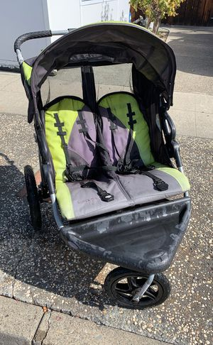 Baby Trend Dual Jogger Stroller for Sale in Campbell, CA