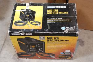 Chicago electric 170 wire feed welder for Sale in Wellford, SC