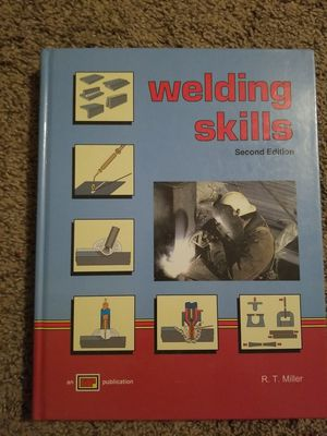 Welding Skills textbook for Sale in Lubbock, TX
