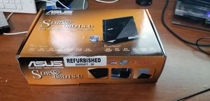 ASUS SDRW-08D1S-U EXTERNAL OPTICAL DVD DRIVE for Sale in Woonsocket, RI
