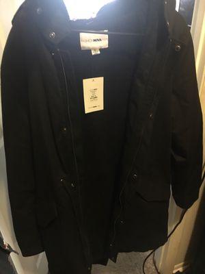 Fashion nova mens parka jacket XL for Sale in Hyattsville, MD