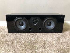 Polk Audio Lsic Center Channel Speaker for Sale in Mount Prospect, IL