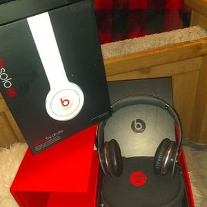 BEATS SOLO HD BY DR. DRE for Sale in Kent, WA