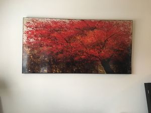 It's a beautiful painting (30inx60in) for Sale in Herndon, VA