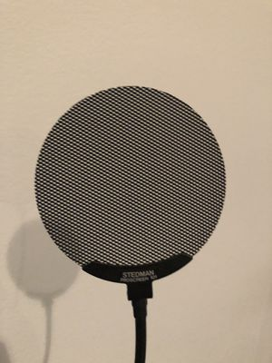 Stedman microphone pop filter for Sale in Los Angeles, CA