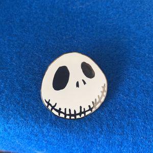 Jack skellington nightmare before Christmas head Disney Trading Pin for Sale in Pompano Beach, FL