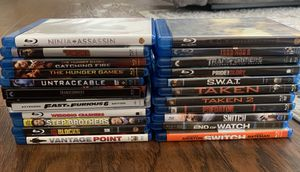 Blu Ray Movies for Sale in Chula Vista, CA