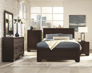 BEDROOM SET 4 PCS C204391 for Sale in Orlando, FL