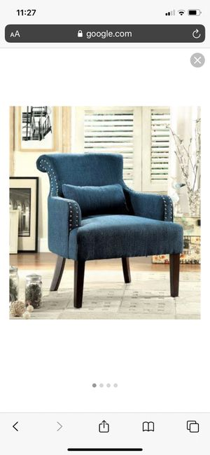 2 beautiful accent chairs for Sale in Santa Ana, CA