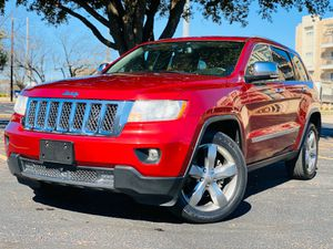 JEEP GRAND CHEROKEE OVERLAND 2012 for Sale in Garland, TX