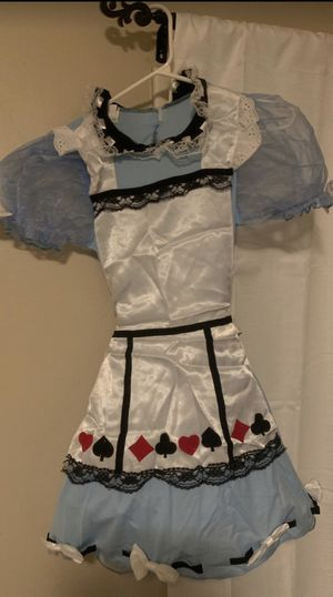Halloween. Costume. Alice in Wonderland. Kids size 12-14 for Sale in Downey, CA