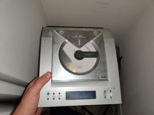 Sharp XL-1200 CD Player for Sale in Tampa, FL