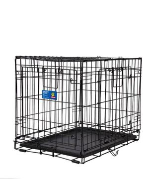 Top Paw foldable double door dog crate for Sale in Dearborn Heights, MI