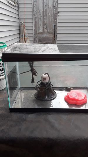 Animal tank small . But good for Sale in Buffalo, NY
