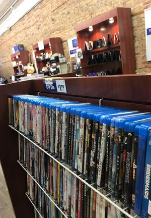 Blue ray DVDs for Sale in Chicago, IL